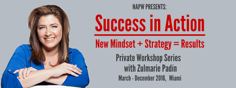 NAPW PRESENTS Success in Action